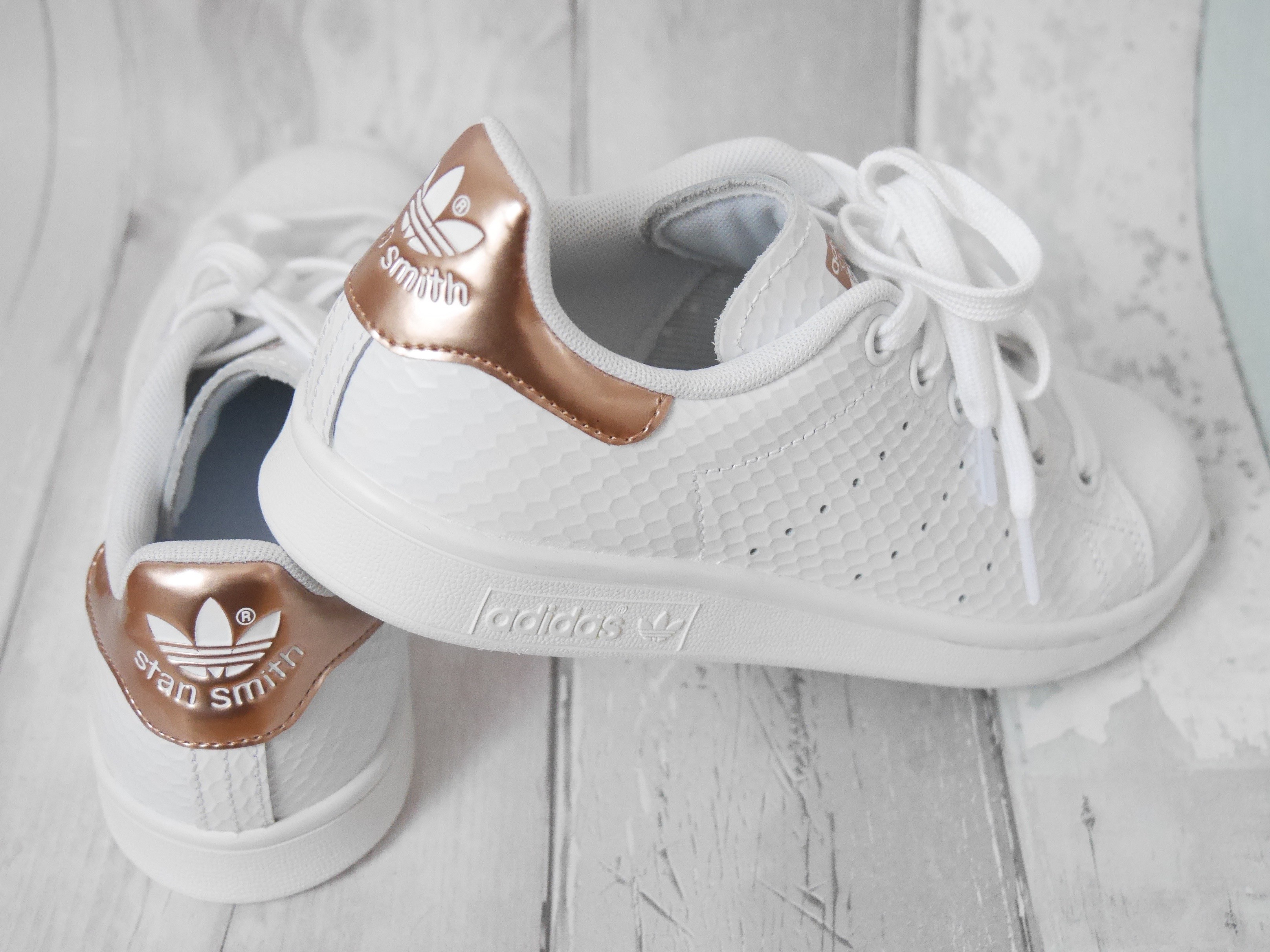 adidas stan smith femme gold cheap buy online